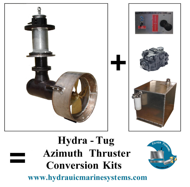 Hydraulic Boat Drive : Product inboard drives