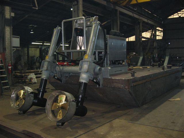 Hydraulic Boat Drive : Hydraulic marine systems inc
